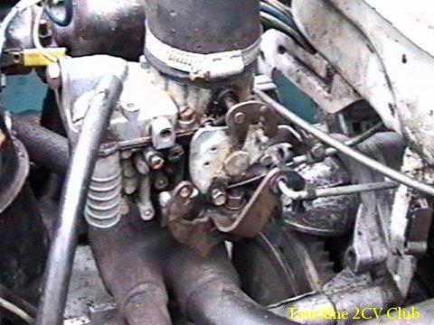 carburateur solex 2cv4